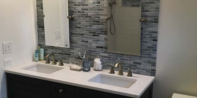 Bathroom Remodeling Project in Grayslake Illinois