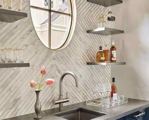 Person Home Bar Design