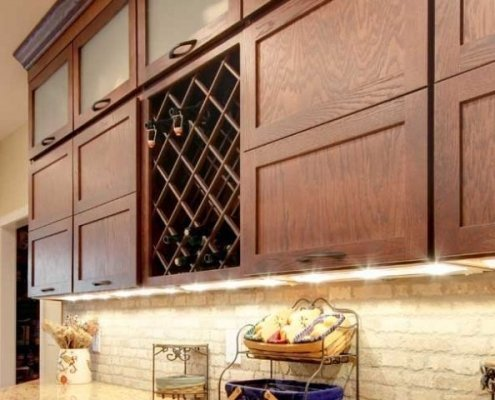 Custom Kitchen Cabinets by Starmark Cabinetry