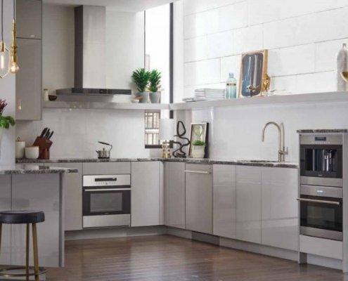 Modern Kitchen Cabinets by Ultracraft